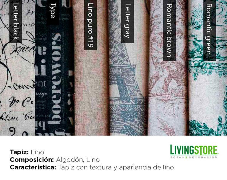 Tapiz Lino