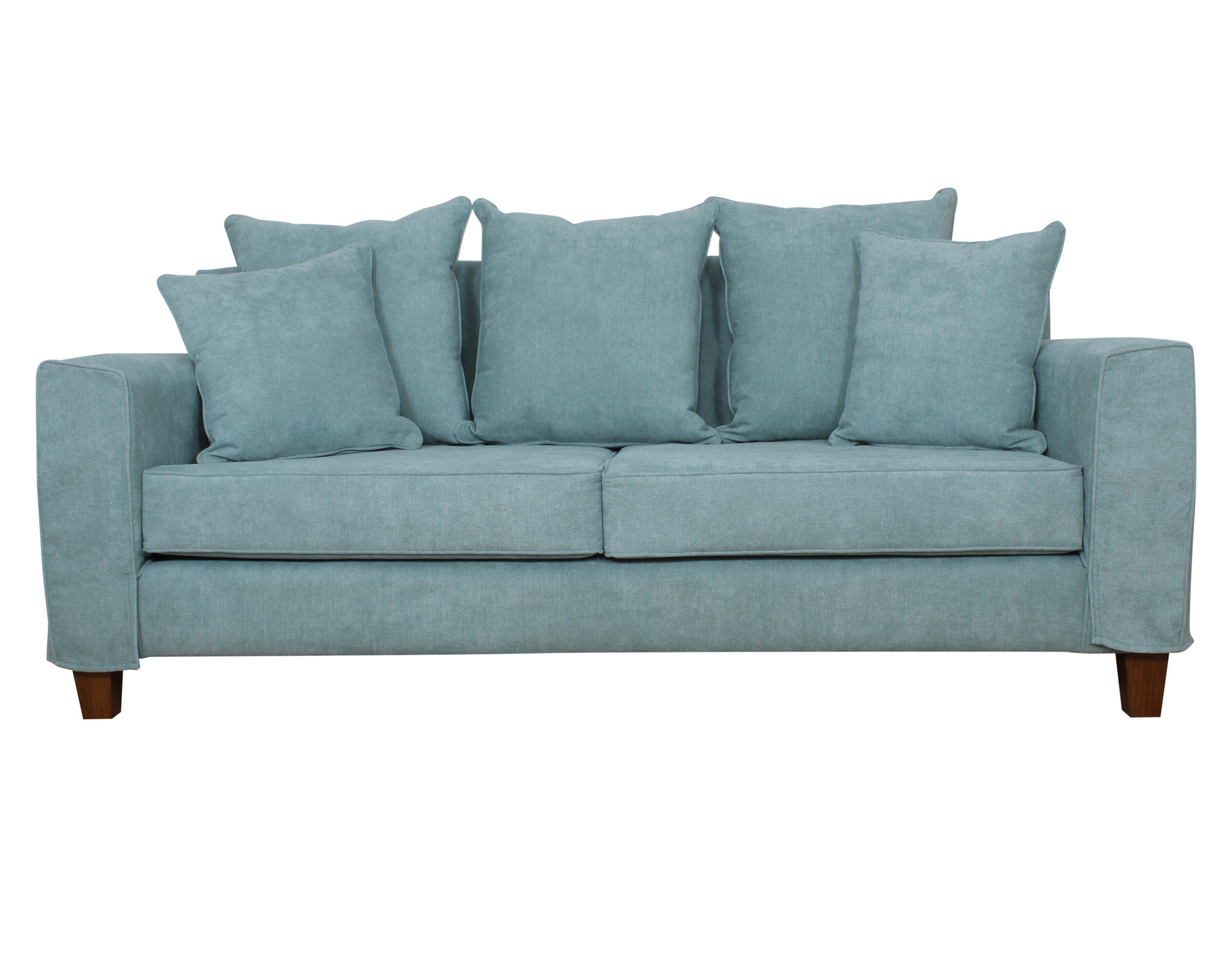 Retapizado Antes Sofa Transformado