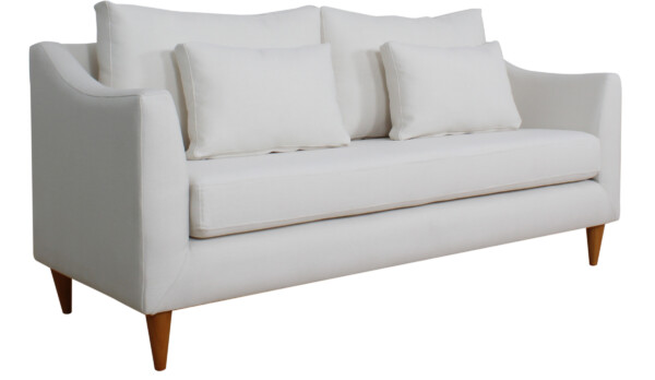 Sofa 2 Cuerpos Brazo Curva Iso1
