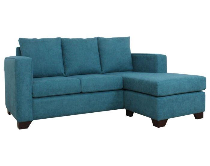 Sofa Milan Mecha Petroleo