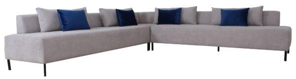 Sofa Modular Anti Manchas Frente