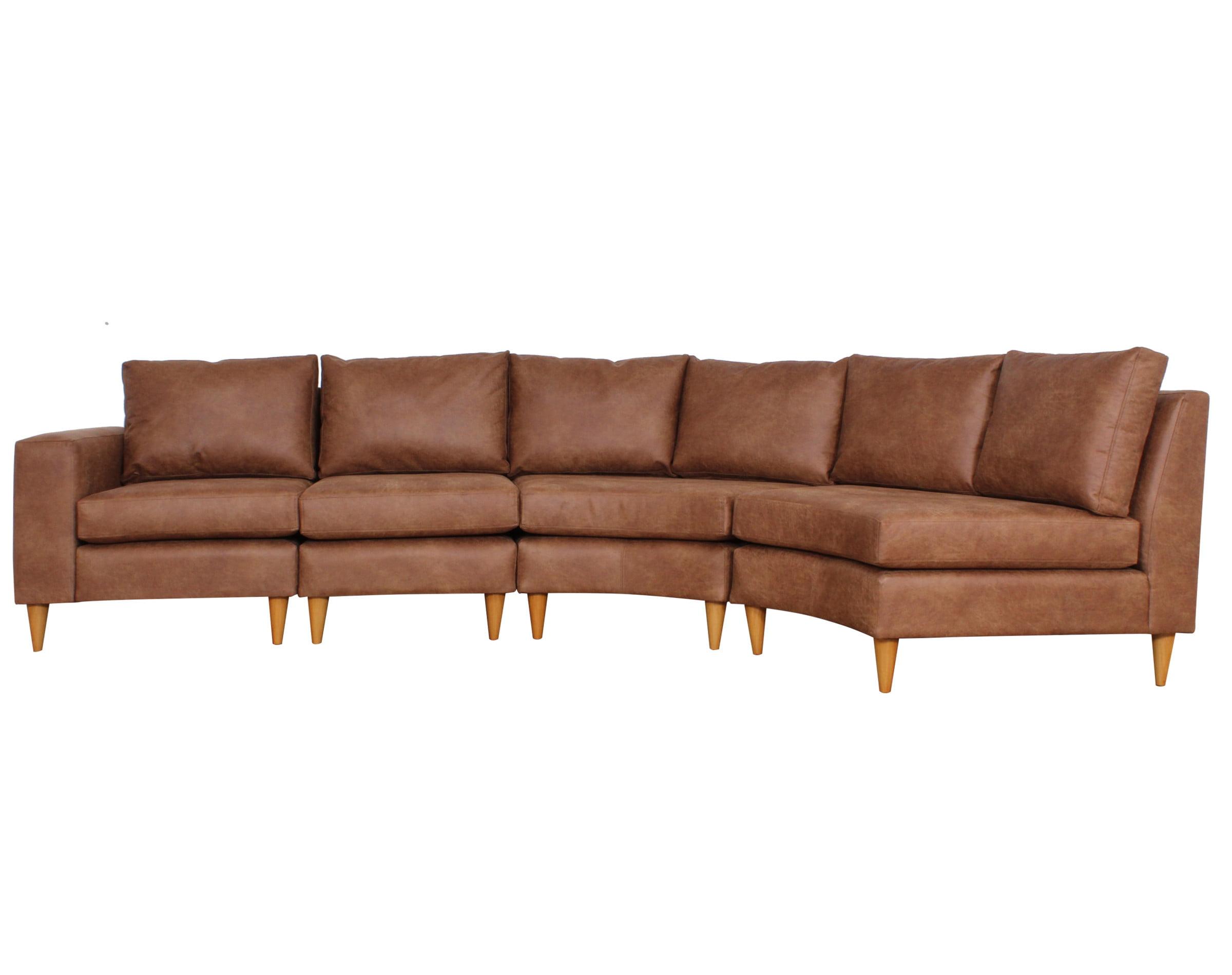Sofa Curvo Bonded 70