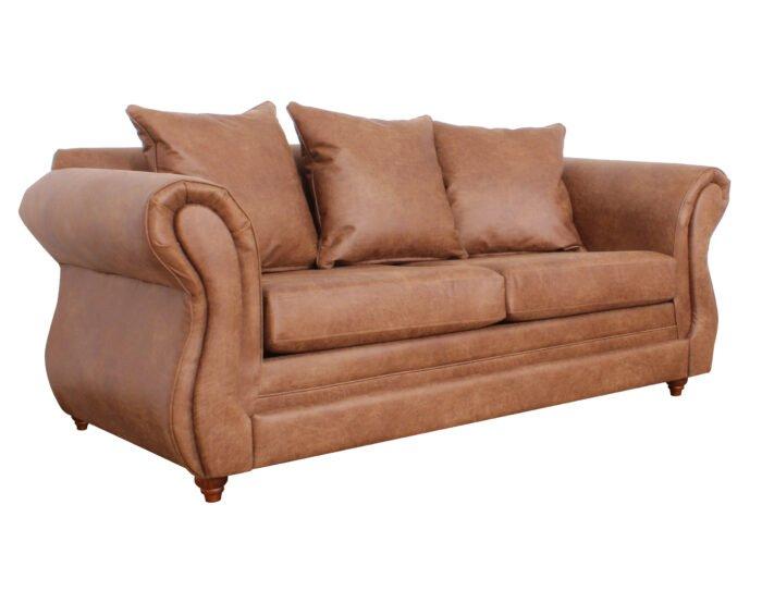 Sofa Lisboa Cuero Bonded 3c 2