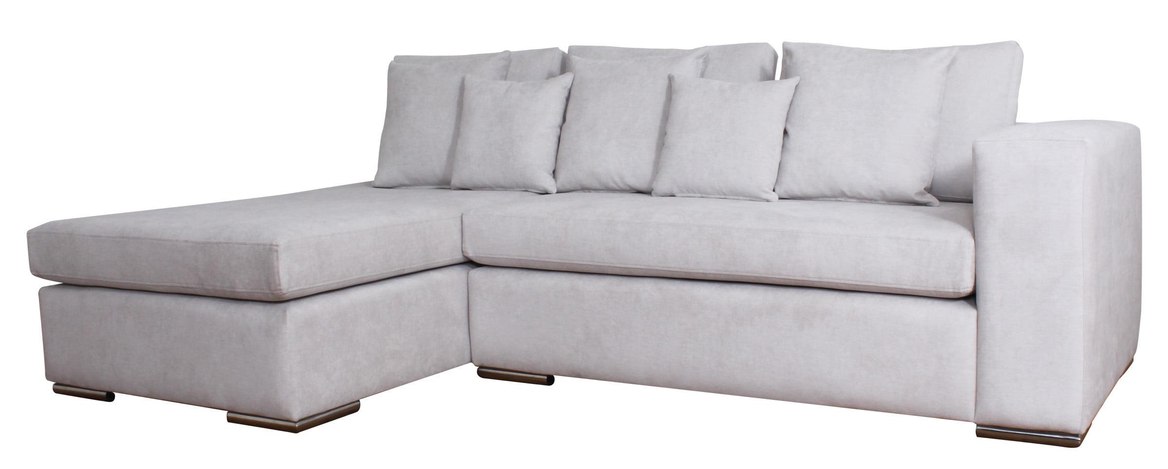 Sofa Modular Sin Brazo Pana Isabella 222