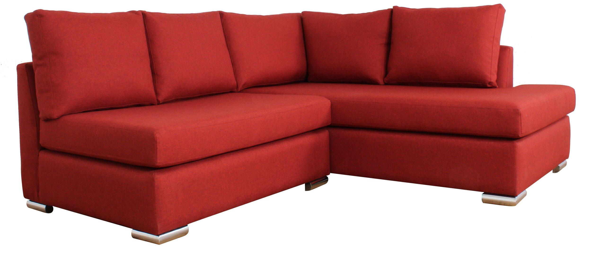 Modular Fur Rojo