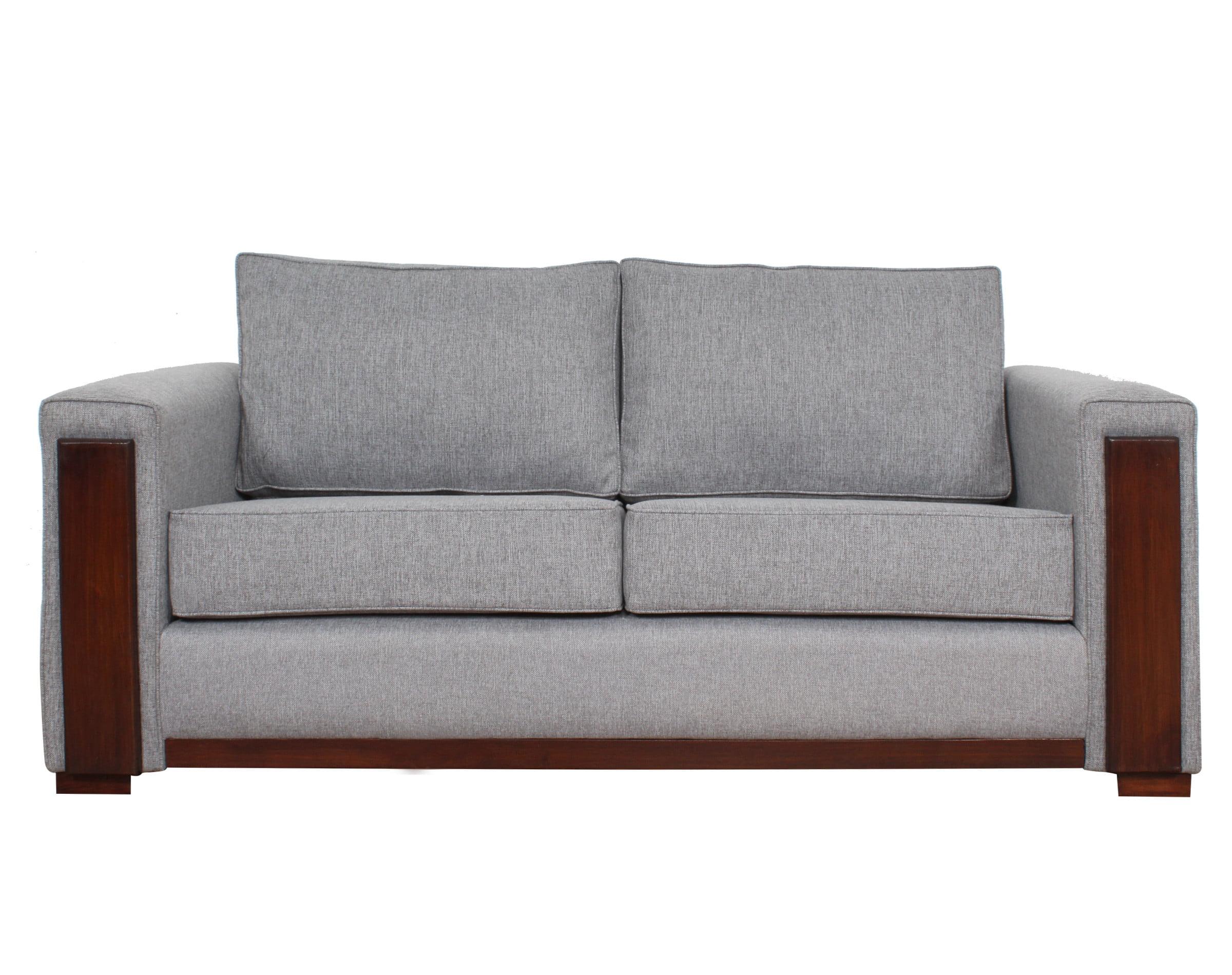 Retapizado Sofa Frente Madera