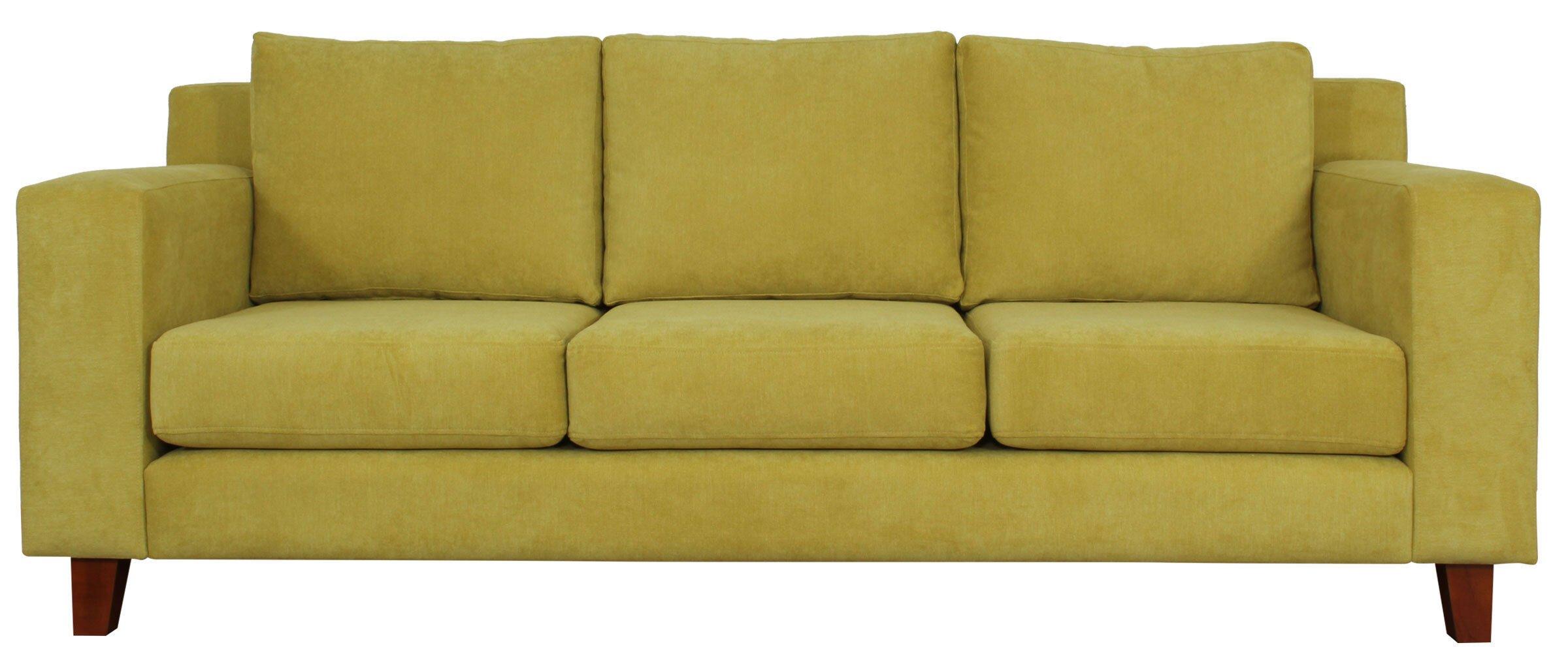 Sofa 3c Respaldo Continuo 111