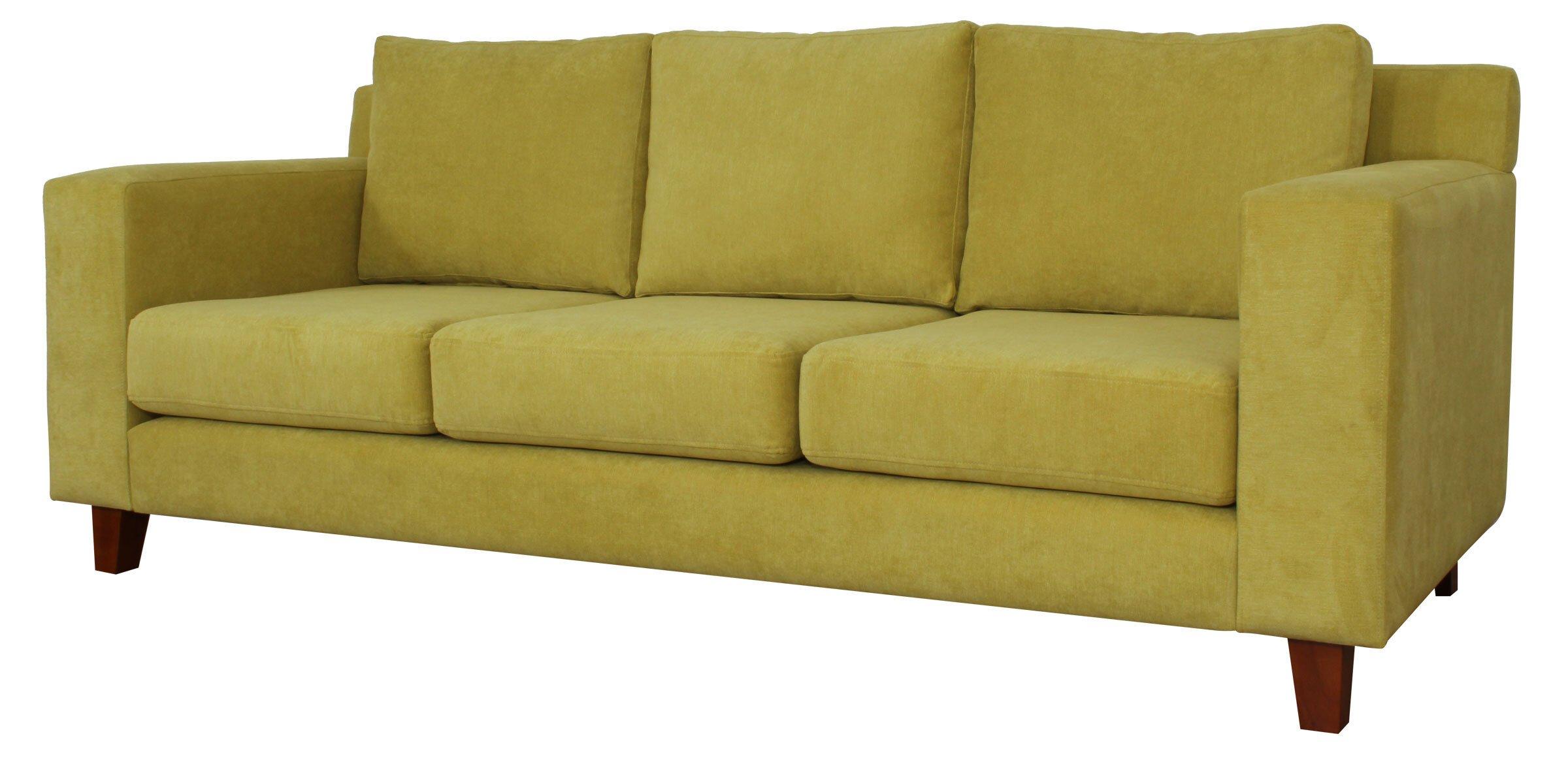 Sofa 3c Respaldo Continuo 2