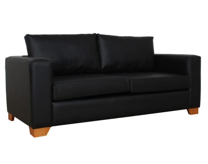 Sofa Thomas Pu Negro 2