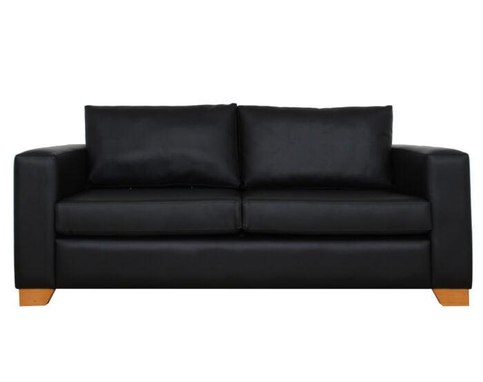 Sofa Thomas Pu Negro