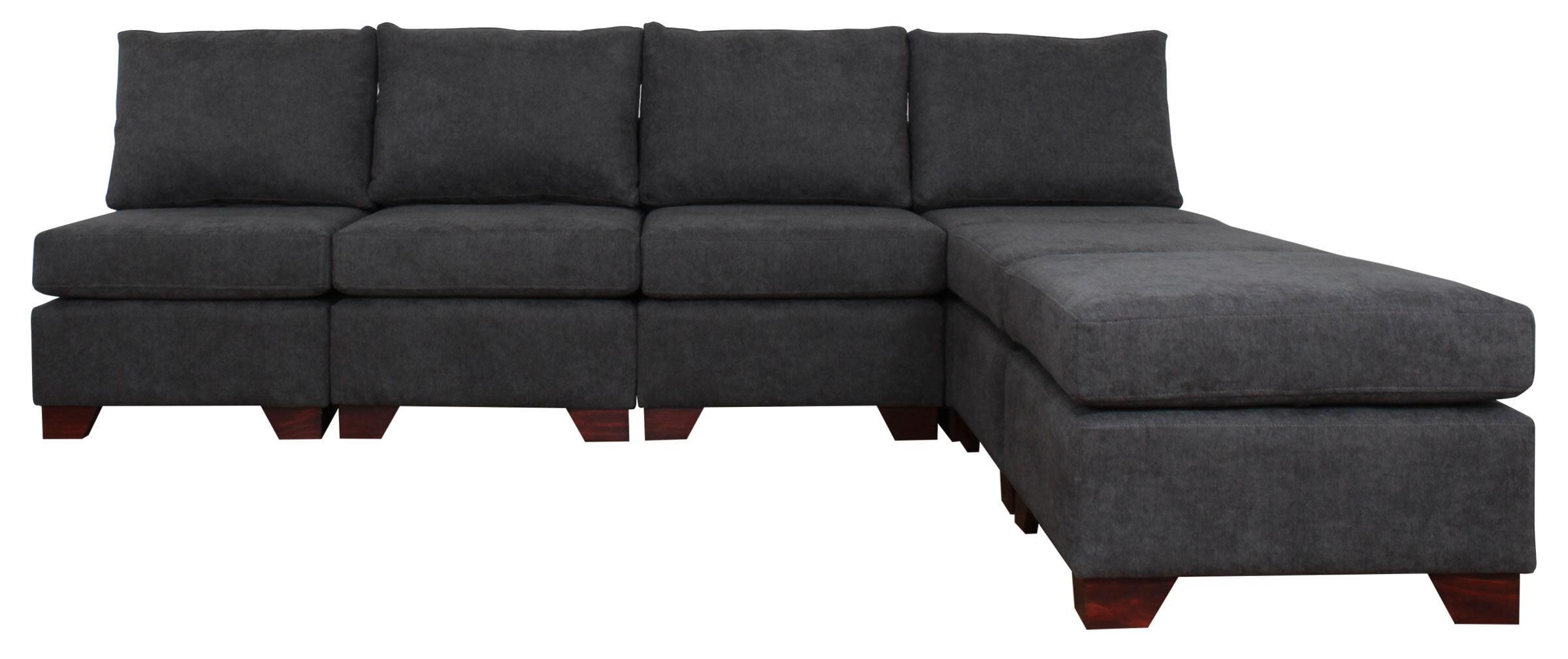 Sofa Modulado Mecha Gris