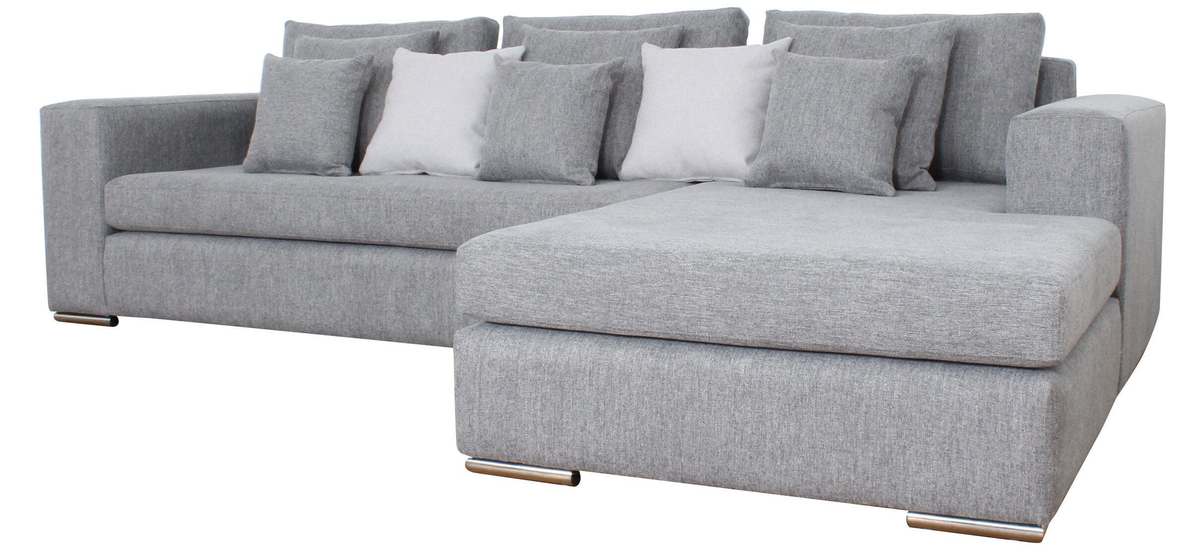 Sofa Secicnal Levante Gris 2