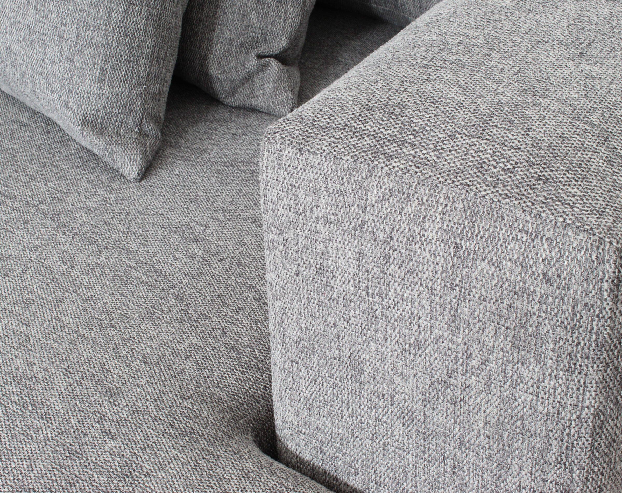 Sofa Secicnal Levante Gris 33