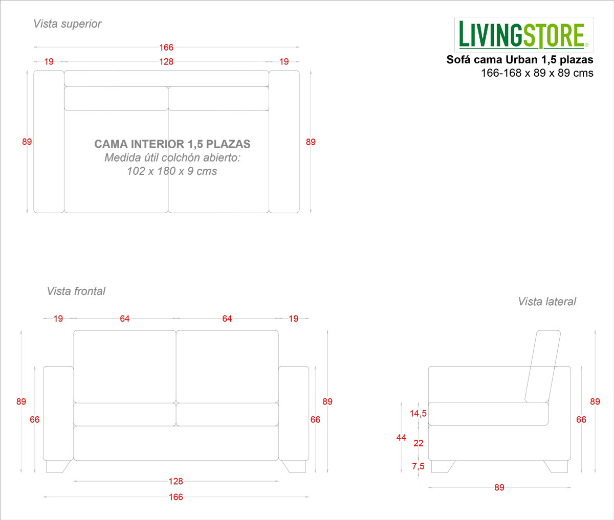 Sofa Cama 15