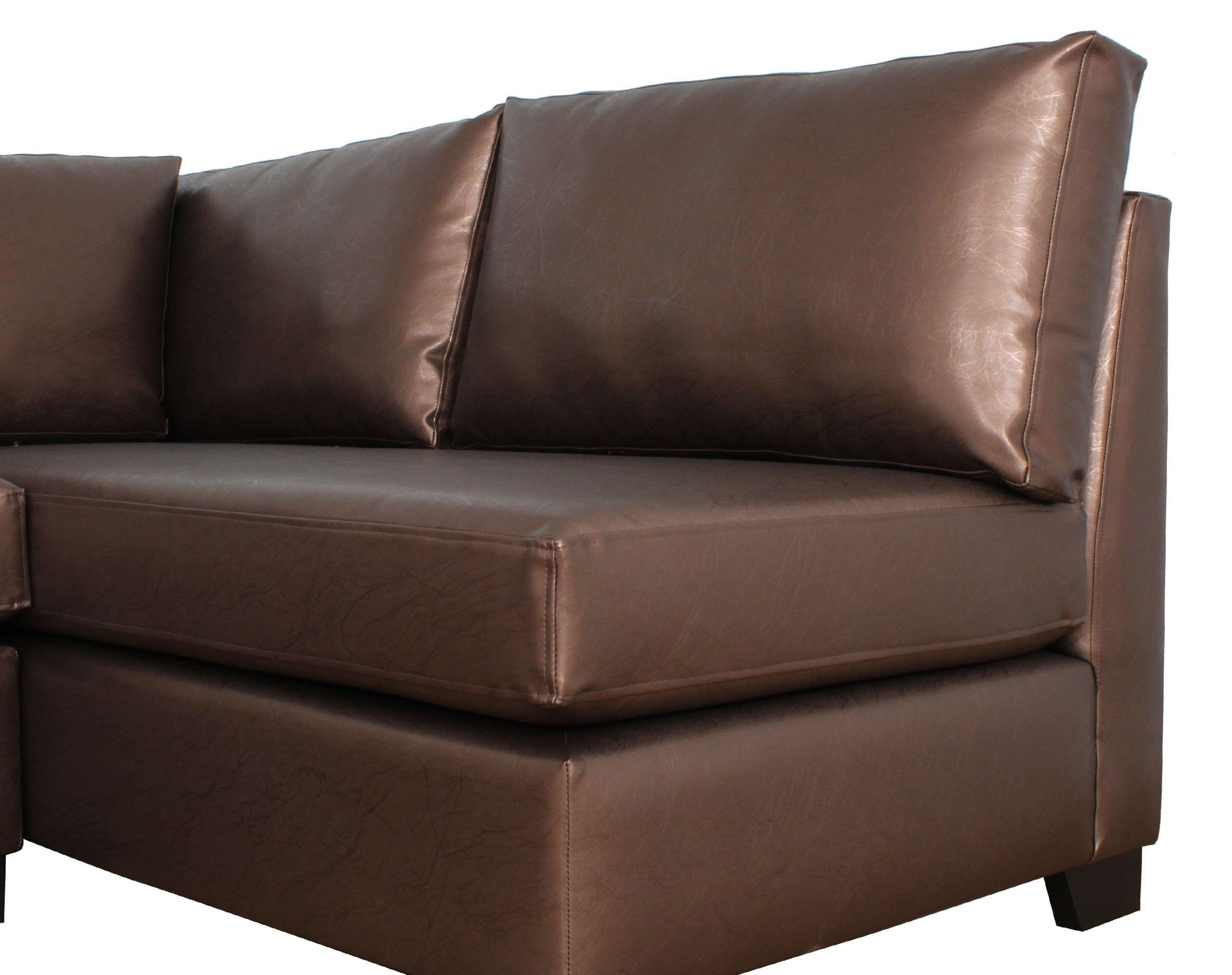 Sofa Modular Derecho Pu Kai 44