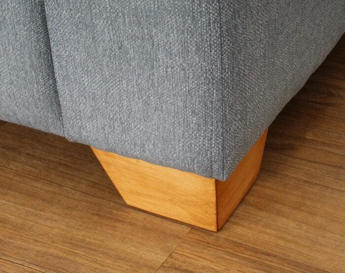 sofa monaco 2 cuerpos wr detalle pata